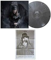 Ozzy Osbourne Ordinary Man Exclusive Limited Edition Silver Smoke Vinyl LP VGNM