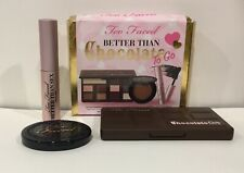 Too Faced - Better Than Chocolate To Go - 3 Pcs Set - Brand New In Box