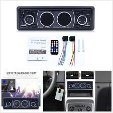 Bluetooth Vehicle Car MP3 Player Stereo Audio FM Radio USB AUX Support TF U Disk