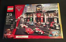 NIB LEGO Disney Cars 2 Tokyo International Circuit Limited Edition 8679 Sealed