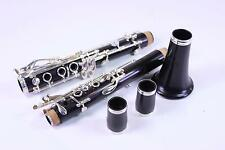 Yamaha YCL-CSGAII Custom Clarinet in A SILVER KEYS BRAND NEW QuinnTheEskimo