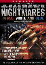 Nightmares in Red, White and Blue: The Evolution of the Ameri (2010, DVD New) WS