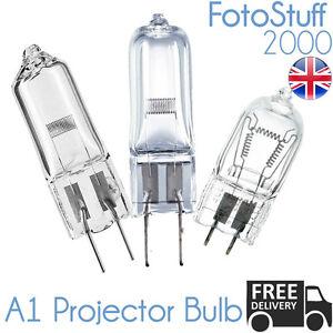 DJ Projector Lamp Bulb Halogen A1/220 A1/215 A1/216 A1/223 Common Types Osram