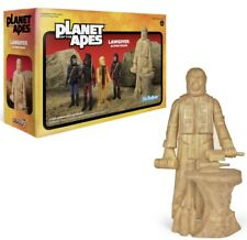 PLANET OF THE APES - LAWGIVER STATUE WAVE 2 ReAction  Action Figure  Super7 BAPE