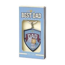 Best Dad Me To You Bear Metal Key Ring FGK01002