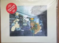 MUTANT NINGA TURTLE RARE ONE OF A KIND PRODUCTION CEL FROM THE 1980'S