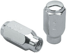 Set of 20 Chrome 12x1.5 ET Extended Thread Closed Ended Lug Nuts 2004-2005
