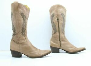 Bottes Alto Gradimento Made IN Italy (Code ST2579) D'Occassion N.Artisanal