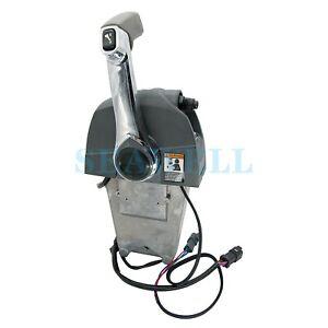 Outboard Remote Throttle Control Box  for Johnson Evinrude  BRP 5006186 Console