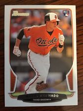 MANNY MACHADO 2013 Bowman DRAFT RC ** Rookie Card ** #4 ORIOLES. Free Shipping