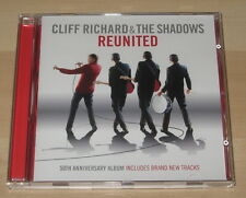 Cliff Richard & The Shadows - Reunited (50th Anniversary Album) (CD 2009)