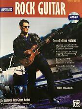 Halbig - Mastering Rock Guitar - Second Edition