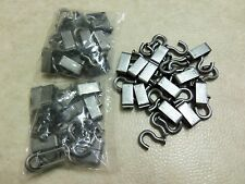 100 Box Swivel (100pk) Swivels Traps Trapping Coyote Fox Bobcat