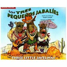 Los tres pequeños jabalÃes  The Three Little Javelinas