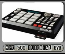 Akai MPC500 Instructional DVD Tutorial