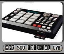 Akai MPC500 Instructional DVD Tutorial