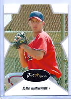 ADAM WAINWRIGHT 2003 JUST MINORS ROOKIE CARD #49! BRAVES/CARDINALS ALL-STAR!!
