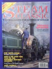 STEAM CLASSIC - GOOCH & G W - May 1992 #26