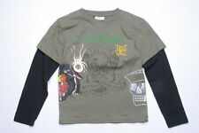 Ed hardy Death Before Dishonor Doppel Ärmel T-Shirt (8)