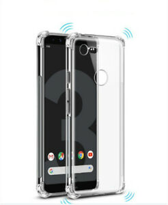 Google pixel 3XL mobile phone transparent airbag protective cover