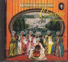 CD album: Rondo Veneziano: concerto per Beethoven. BMG. C5
