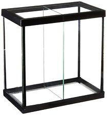 Deep Blue Professional ADB11002 Glass Standard 2-Way Tall Betta Aquarium Tank...