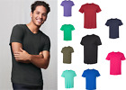 4 PACK Mens Hanes Soft T-Shirt Crewneck Short Sleeve - Modal Triblend T-Shirt