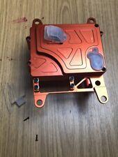 HPI Baja Alliage Radio Box Orange Pour HPI Baja 5B, 5 T, 5SC, KM 1/5