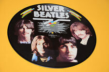 BEATLES LP SILVER BEATELS PICTURED DISC ORIG USA 1982 NM ! TOP COLLECTORS !!!