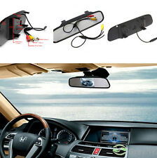 "Car Parking Reverse Rearview Mirror 4.3"" TFT Color HD LCD Display Screen Monitor"