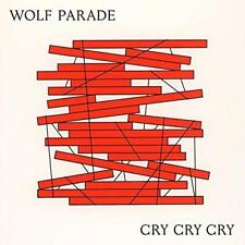 Wolf Parade - Cry Cry Cry (NEW CD)