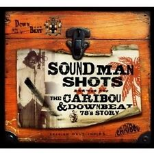 CARIBOU & DOWNBEAT 78'S STORY 2 CD NEU