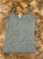 Intimissimi green Camisole Top sleepwear nightwear size S