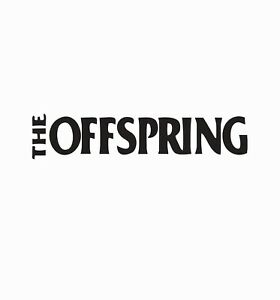 The Offspring Music Band Vinyl Die Cut Car Decal Sticker-FREE SHIPPING
