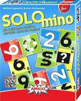 LOT 26666 | Amigo 05923 SOLOmino Kartenspiel ab 6 Jahren NEU in OVP