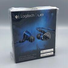 Logitech Ultimate Ears UE 900 Noise-Isolating In Ear Earphones (New In Box)