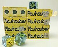 Vintage Kamero NOS Flashcubes 8 Boxes Woolworth USA