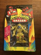 Mighty Morphin Power Rangers Goldar Eraser 1993, MISP (B144)
