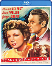 Tomorrow Is Forever (Blu-ray) Orson Welles, Claudette Colbert, George Brent