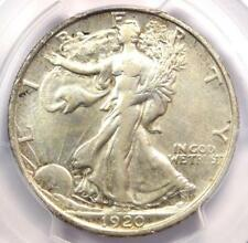 1920-S Walking Liberty Half Dollar 50C - PCGS XF Detail - Rare Date - Looks AU!