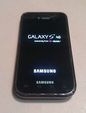 Samsung Galaxy S 4G (SGH-T959V) 1GB - T-Mobile - FUNCTIONS