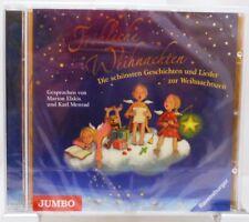 Fröhliche Weihnachten + CD + Die schönsten Geschichten und Lieder Weihnachtszeit