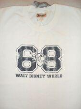 Vintage 2003 Disney Tigger 68 Walt Disney World White Men's Tank Top size L