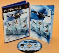 RTL Winter Games 2007 - PlayStation 2 / PS2 - Komplett