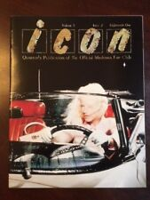 "1995, Madonna, ""ICON"" Fan Club Magazine, Vol. 5, Issue #2"