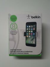 Belkin Vehicle Mount for Smartphone, iPhone - Metallic Silver