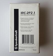 SPEAKERCRAFT IRC-2P2.1 PLASMA BLOCK SURFACE MOUNT INFRARED RECEIVER ELT01215