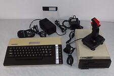 Atari 800xl Ordinateur Avec 1050 Floppy Lecteur/manette de jeu/Dos & Gonzo dos disquette