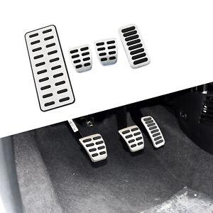 For Hyundai Elantra Kona Foot Rest Gas Brake Accelerator Pedal Cover Accessories
