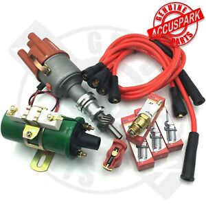 Ford Pinto Complete AccuSpark No-Vac Electronic Distributor Pack (Fast Road)